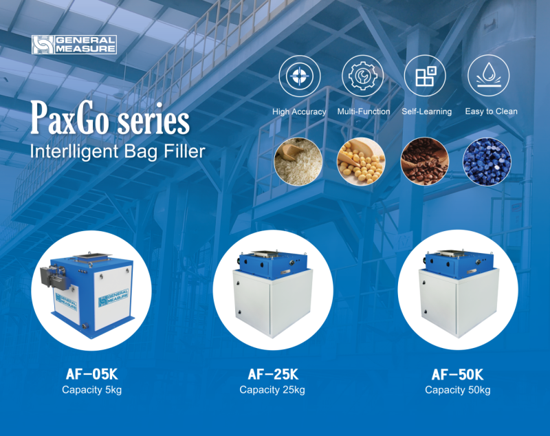 General Measure Second Generation Intelligent Bag Filler