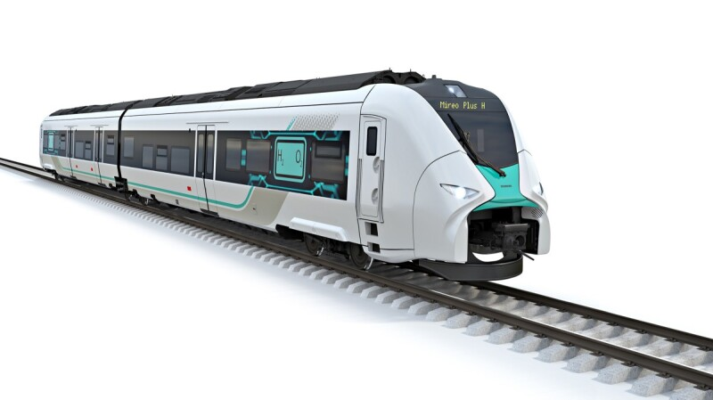 Deutsche Bahn and Siemens enter the Hydrogen Age