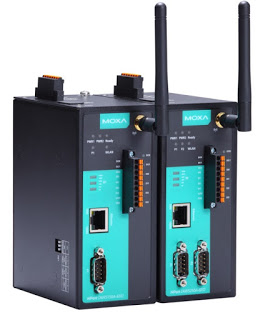 New NPort IAW Series Combines Serial Device Server with I/O and Wi-Fi