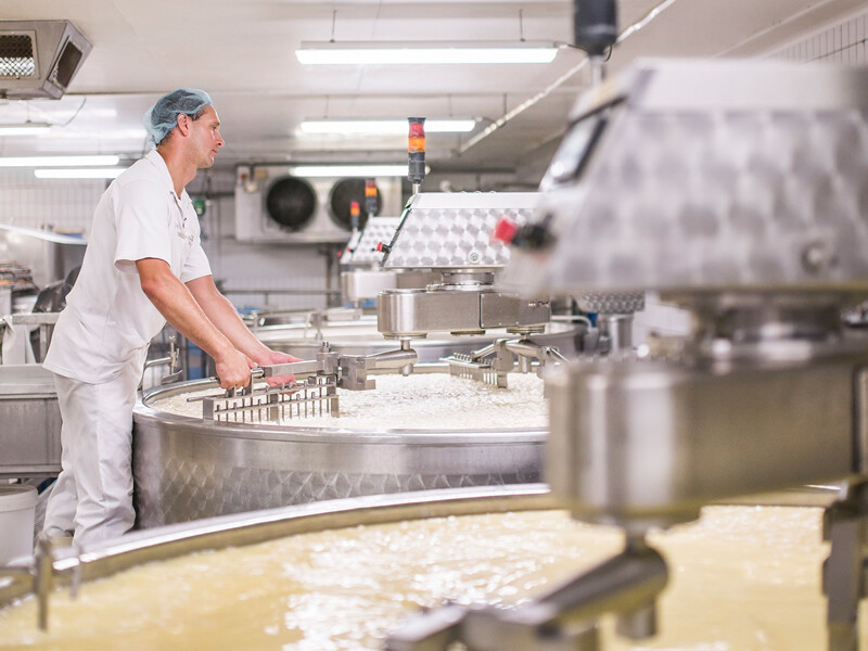 HBM Load Cells take the strain for fine-food specialist
