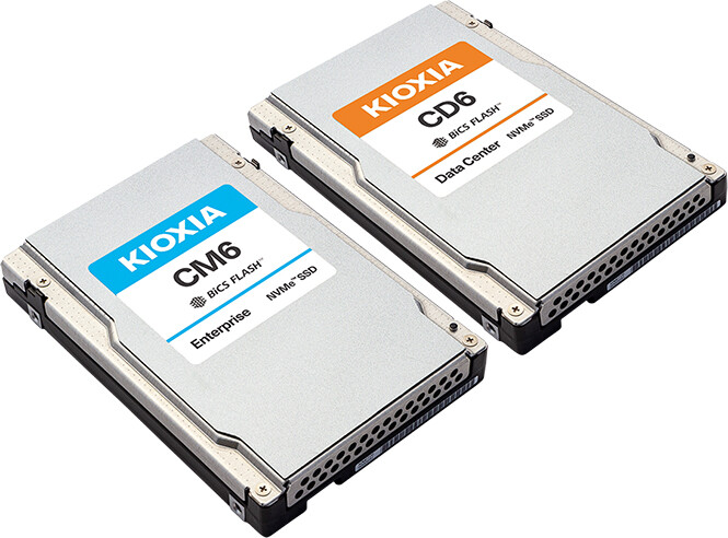 Latest NVMe™ SSDs from Kioxia Now Available on Supermicro PCIe® 4.0 Server and Storage Platforms