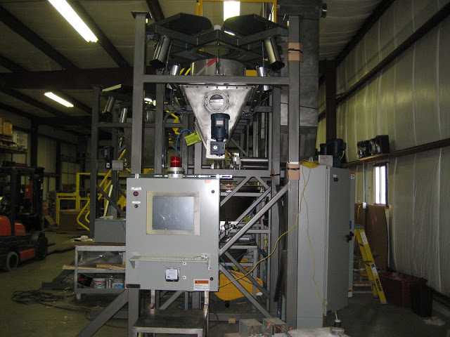 Automating Rubber Compounding by Sterling Systems & Controls