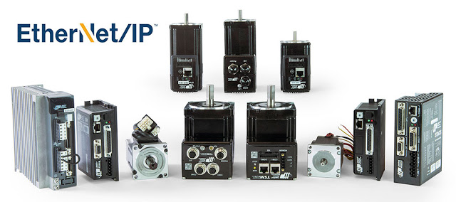 New, Faster EtherNet/IP Communications Stack for Applied Motion Products' Drives and Motors