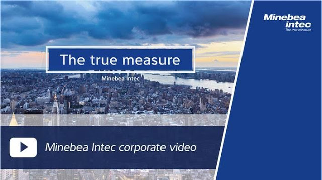New Corporate Video from Minebea Intec