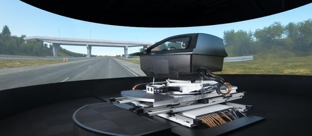 High-end vehicle simulation: Ansible Motion choose Heason Technology for motion control partner