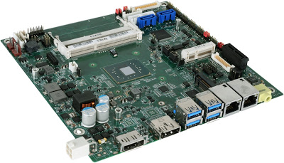 DFI Tech Announces New 7th Generation Intel Atom SoC Motherboards