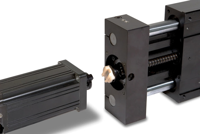 Ruland's Oldham Couplings for Actuator Driven Systems