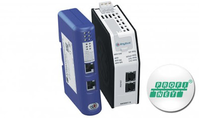HMS introduces New Anybus Gateways for PROFINET IRT v2.3