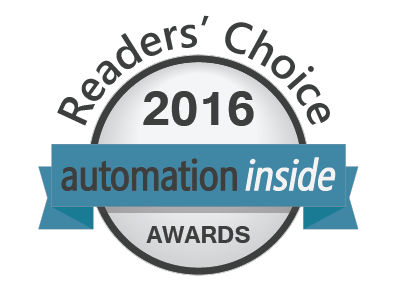 Automation Inside Readers' Choice Awards 2016 - Winners have been announced!