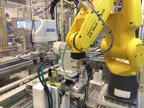 NuTec completes $2.5 Million Medical Assembly Automation Project