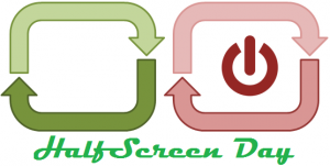 Join the Half-Screen Day Event and save Energy