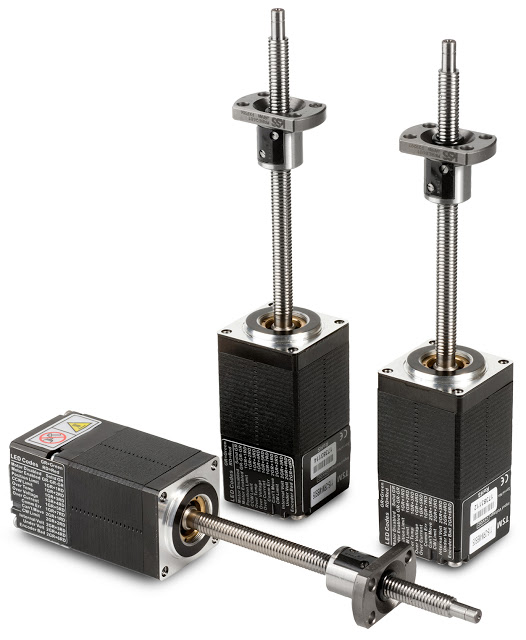 All-in-one closed-loop Linear Positioning