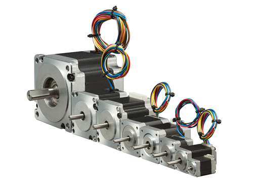 Kollmorgen Releases Next Generation of Stepper Motors