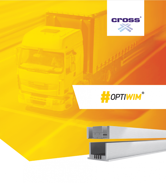 CROSS introduces OptiWIM® - world's unique product of Weigh-in-Motion