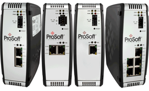 ProSoft Technology is bringing Modbus®, EtherNet/IP™ and PROFINET® together with four new gateways