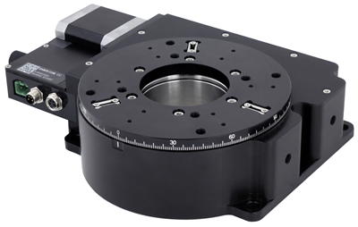 New High Torque, High Precision Rotary Positioning Stages from Zaber Technologies
