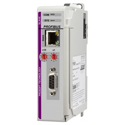 ProSoft Technology's New In-Chassis PROFIBUS® Interface ILX69