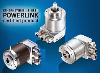 Baumer Encoders now with Powerlink Certificate