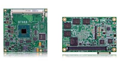 DFI Introduces its Compact and Mini Modules based on the Low-Power Intel® Atom™ Processor E3800 SoC