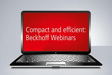 Beckhoff's New Webinar - Efficient engineering with TwinCAT