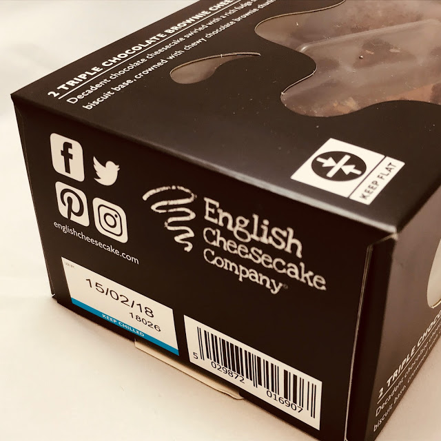 Rotech Coding Solutions Boost Packing Operations at the English Cheesecake Company