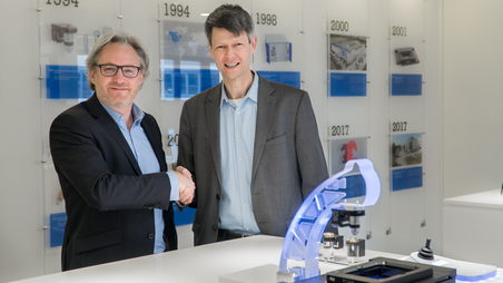 PI (Physik Instrumente) Appoints Dr. Thomas Bocher as Head of Segment Marketing for Microscopy & Life Sciences