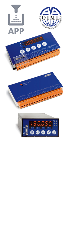 UTILCELL SWIFT - Weighing Indicator and High Speed Transmitter