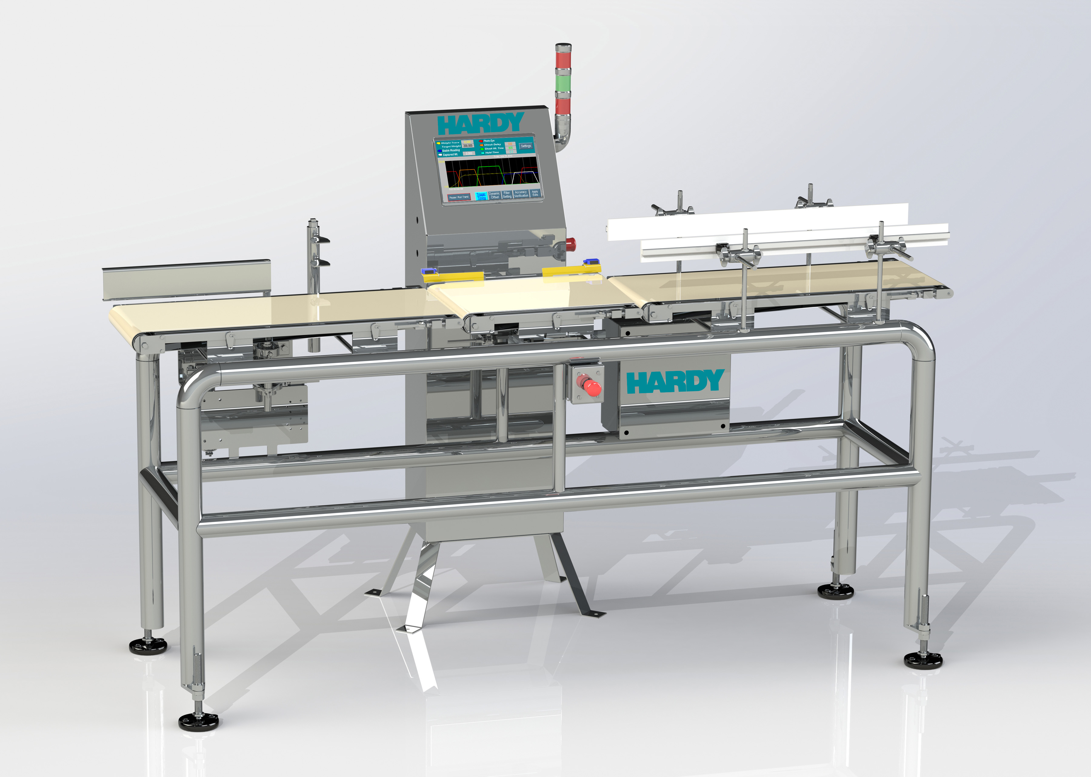 Hardy Dynamics CIP Checkweigher